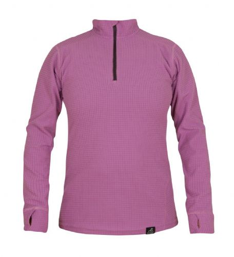 Paramo Ladies' Grid Technic Baselayer - Pink Clover